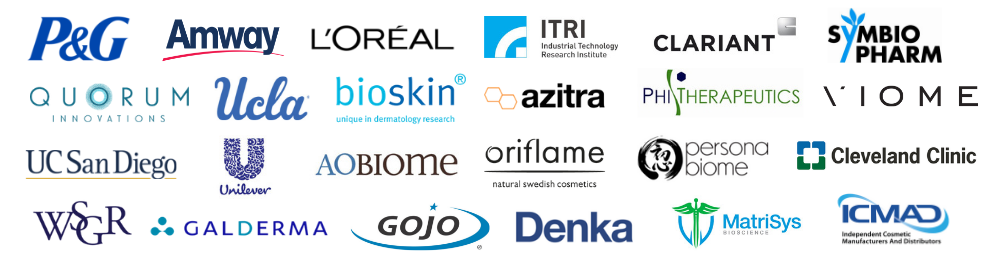 See Who Is Attending Microbiome Movement - Skin Health Summit
